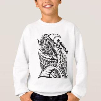 SAMOA-INSELN Stammes- Insel-Entwurf Sweatshirt
