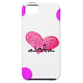 Samoaische Sprache des Liebe-Entwurfs Schutzhülle Fürs iPhone 5