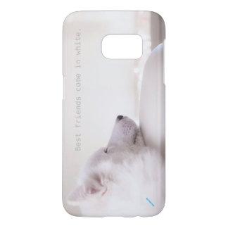 Samoyedhund, Kasten Samsung-Galaxie-S7