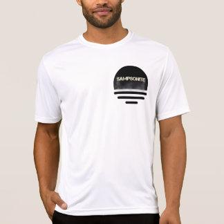 Sampsonite Nebel-Logo T - Shirt