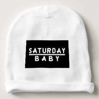 SAMSTAG-BABY BABYMÜTZE