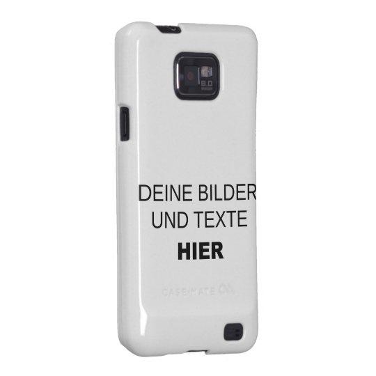 Samsung Galaxy S2 Case komplett selbst gestalten