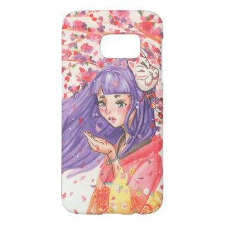 Samsung Galaxy S7 heiratet Sakura