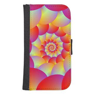 Samsung-Geldbörsen-Kasten Geldbeutel Hülle Für Das Samsung Galaxy S4