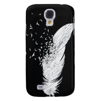 Samsung umkleiden FEDER Galaxy S4 Hülle