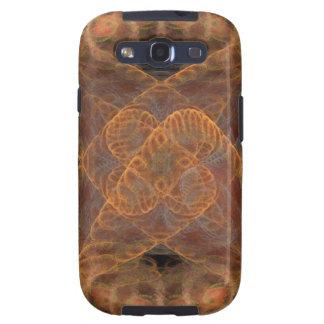 Samsungs-Galaxie-Case-Mate Exotische Erdtöne Etui Fürs Galaxy SIII