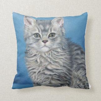 Samtpfote - Velvet Cat Kissen