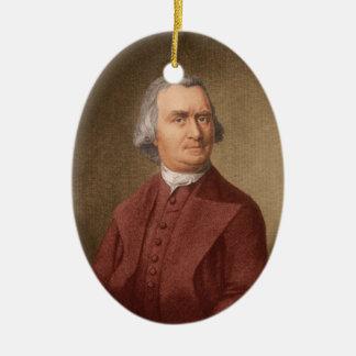 Samuel Adams Keramik Ornament