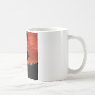 Samurai-Ehre Kaffeetasse