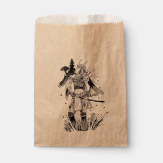 Samurai-Küken Geschenktütchen