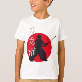 samurai sword hemd