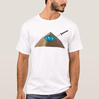 Samuraipyramide T-Shirt