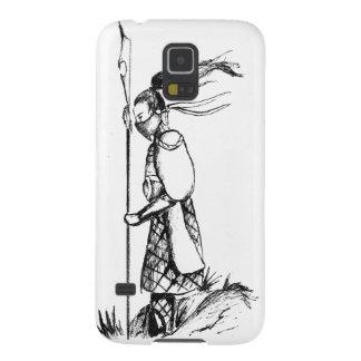 Samurais der Ehre Galaxy S5 Hülle