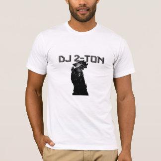 Samurais DJ 2-TON T-Shirt