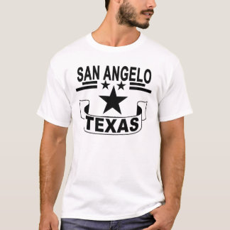 San Angelo Texas.png T-Shirt