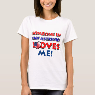 SAN ANTONIO .PNG T-Shirt
