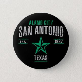 San Antonio Runder Button 5,1 Cm