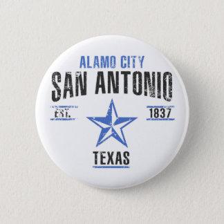 San Antonio Runder Button 5,7 Cm