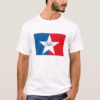 San- Antonioflaggen-T - Shirt