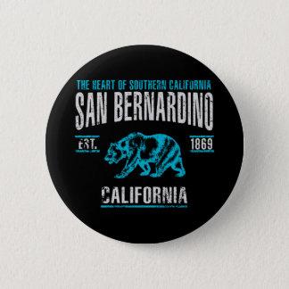 San Bernardino Runder Button 5,7 Cm