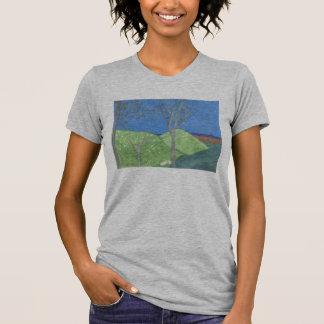 San- Bernardinogebirgskunst-Shirt durch Julia T-Shirt