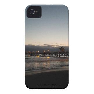 San- Clementepiernachtzeitozean Kalifornien iPhone 4 Etuis