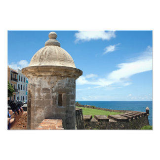 San- Cristobalfort-Turm Photographie