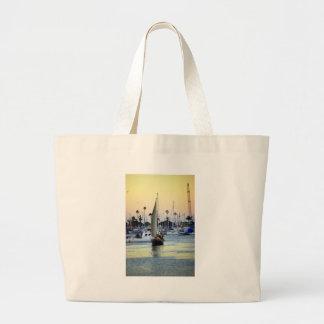 San Diego Hafen-Jachthafen Tragetaschen
