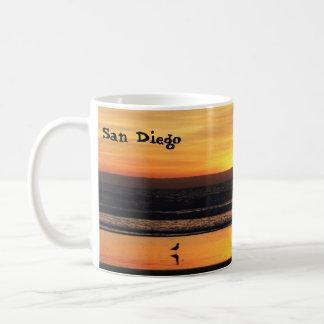San Diego Kaffeetasse