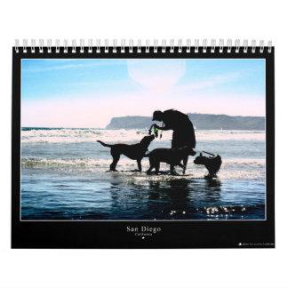 San Diego Kalender