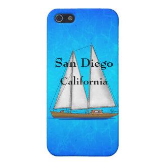 San Diego Kalifornien iPhone 5 Schutzhüllen