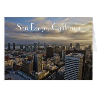 San Diego, Kalifornien Karte