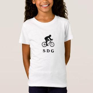 San Diego Kalifornien radfahrenakronym SDG T-Shirt