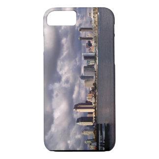 San Diego Kalifornien Skyline u. Sturm iPhone 8/7 Hülle