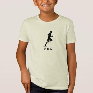 San Diego Kalifornien Stadt-laufendes Akronym T-Shirt