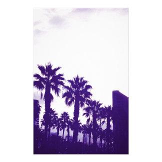 San Diego lila Briefpapier