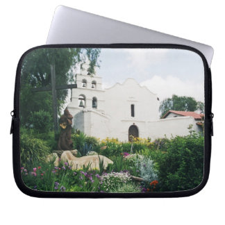 San Diego Mission de Alcala Hülse Laptop Sleeve