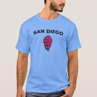 San Diego Pazifikküste-Salz-Sumpf-Schnecke T-Shirt