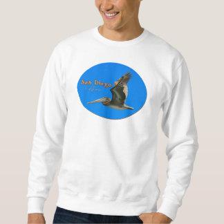 San Diego Pelikan Sweatshirt