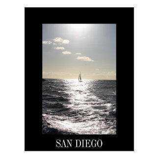 SAN DIEGO Postkarte 2