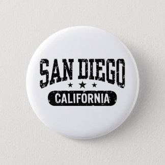 San Diego Runder Button 5,7 Cm