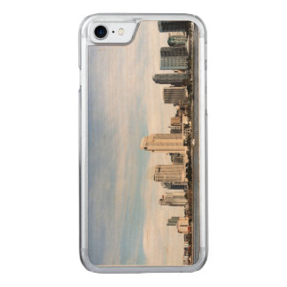 San Diego Skyline Carved iPhone 8/7 Hülle