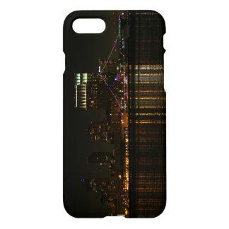 San Diego Skyline-Nacht iPhone 8/7 Hülle