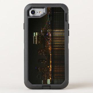 San Diego Skyline-Nacht OtterBox Defender iPhone 8/7 Hülle