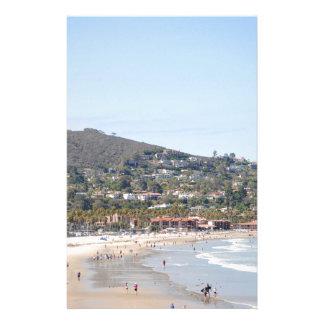 San Diego Strand Druckpapiere