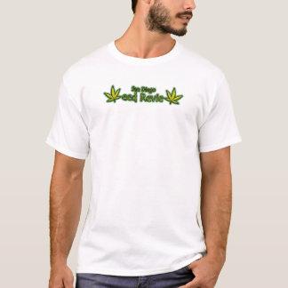 San Diego Unkraut-Bericht T-Shirt