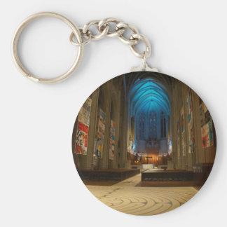 San Francisco Anmut-Kathedrale #2 Keychain Schlüsselanhänger