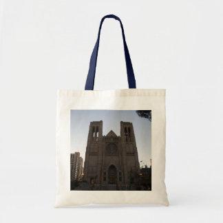 San Francisco Anmut-Kathedralen-Taschen-Tasche Tragetasche