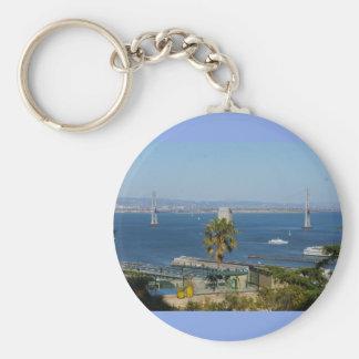 San Francisco Bay #2 Keychain Schlüsselanhänger