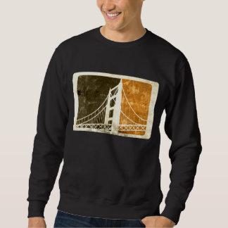 San Francisco Bay schmutzig Sweatshirt